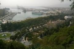Malaga_Gibralfaro_vistas