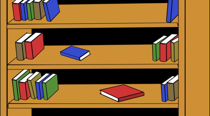 Školní knihovna v nadcházejícím roce
